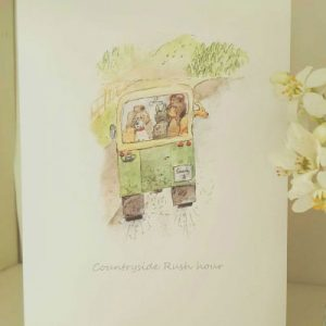 Sally Belinda | Designed Commissions | Card