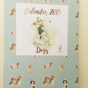 Sally Belinda | Designed Commissions | Calender